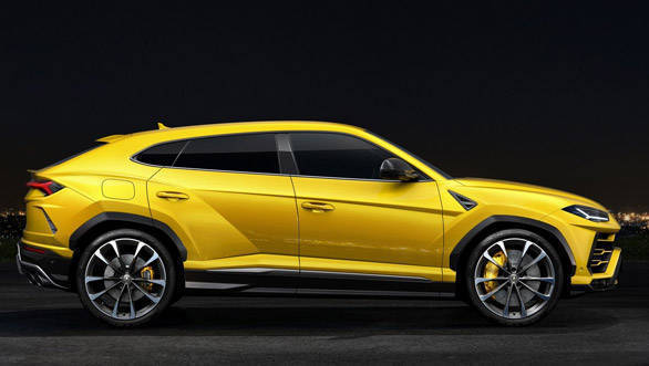Lamborghini Urus, World's Fastest SUV, Unveiled