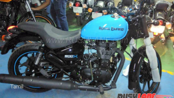 2018 Royal Enfield Thunderbird 500X and Thunderbird 350X to be launched in India on February 28, 2018