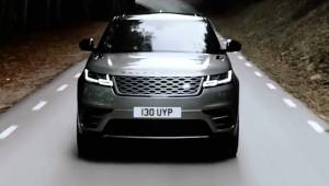 Range Rover Velar launched in India