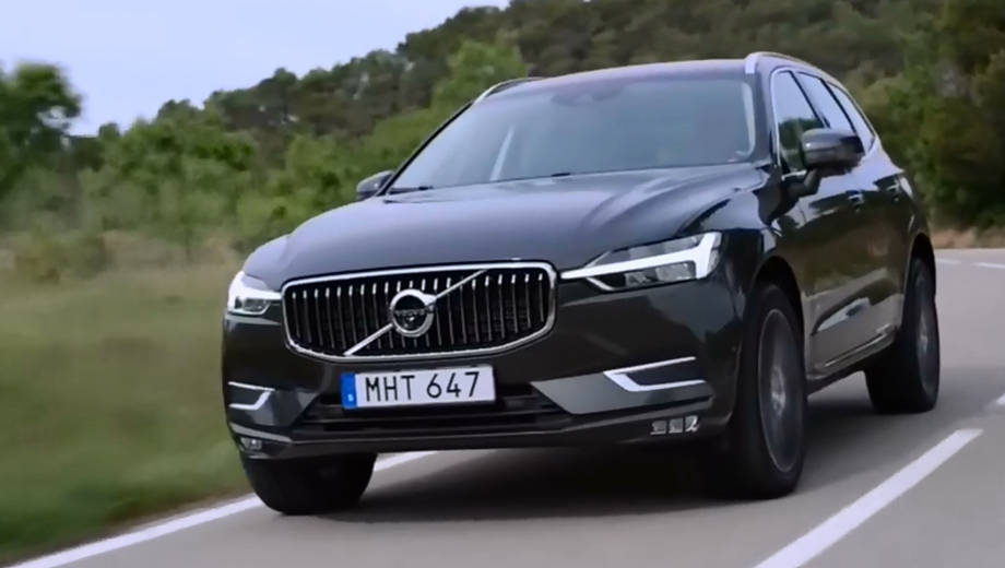 Live updates: 2018 Volvo XC60 launch in India