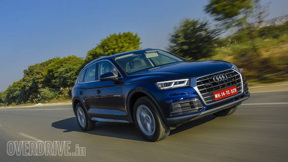 2018 Audi Q5 35 TDI launched at Rs 53.25 lakh