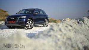 2018 Audi Q5 35 TDI first drive review