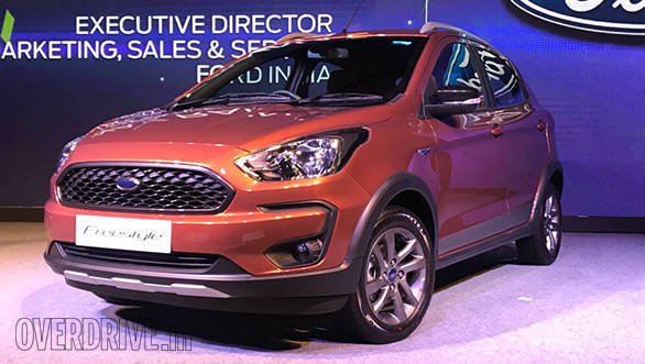 Ford Freestyle unveiled before Auto Expo 2018