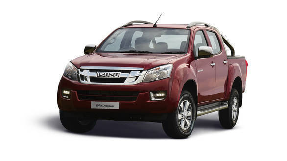 2018 Isuzu D-Max V-Cross launched at Rs 14.31 lakh