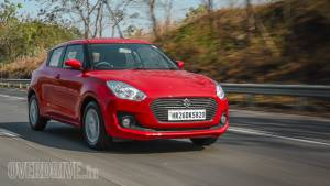 2018 Maruti Suzuki Swift first drive review