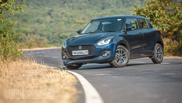 Auto Expo 2018: Maruti Suzuki Swift launched in India at starting price of Rs 4.99 lakh