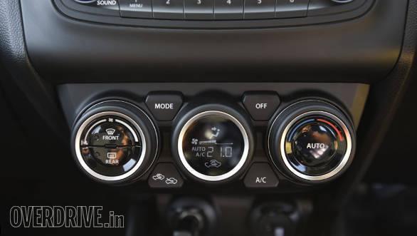 Suzuki Swift Overdrive Button