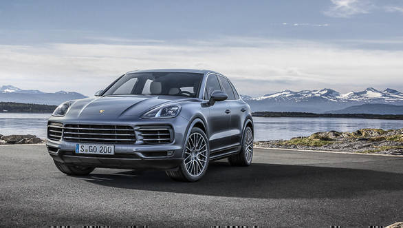 2018 Porsche Cayenne Turbo: First drive review