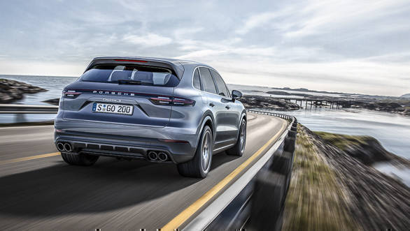 Porsche Cayenne, e-Hybrid launched; prices start at Rs 1.19 crore