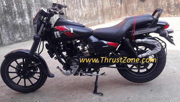 2018 Bajaj Avenger Street 220 images leaked ahead of launch in India