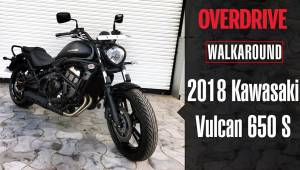 2018 Kawasaki Vulcan 650 S in India | Engine, price and details