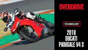 2018 Ducati Panigale V4 S Technology