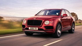 Bentley Bentayga Speed SUV will have more muscle and big change in its design