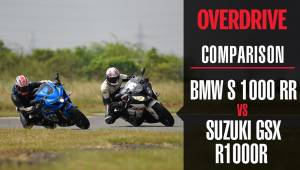 Comparison: 2017 BMW S 1000 RR VS 2017 Suzuki GSX-R1000RR