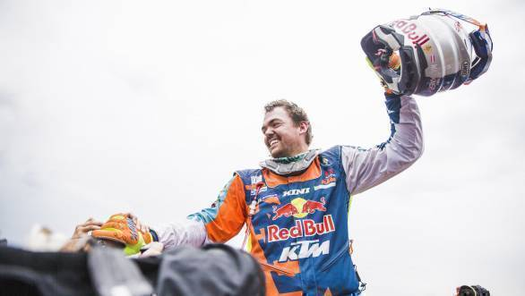 Dakar 2018: Walkner wins Moto class; Sainz claims second win in Car category