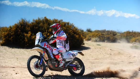 Dakar 2018: Hero MotoSports rider Oriol Mena ranked 10th overall after Stage 11