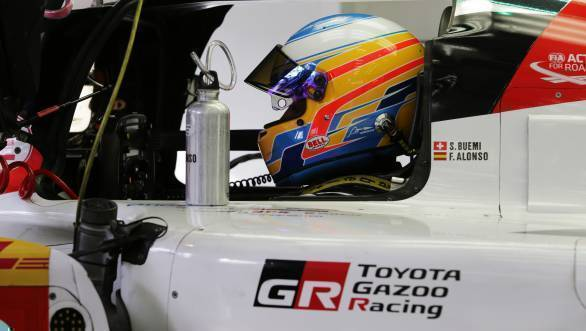 Fernando Alonso to compete in 2018 24 Hours of Le Mans with Toyota