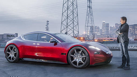 CES 2018: Fisker EMotion electric autonomous car to rival Tesla