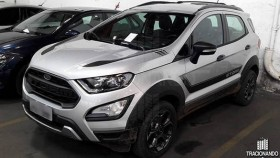 Ford EcoSport Storm 4WD images leaked