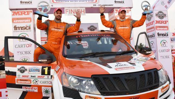 MRF FMSCI INRC: Gaurav Gill claims fifth national rally championship title with K1000 victory