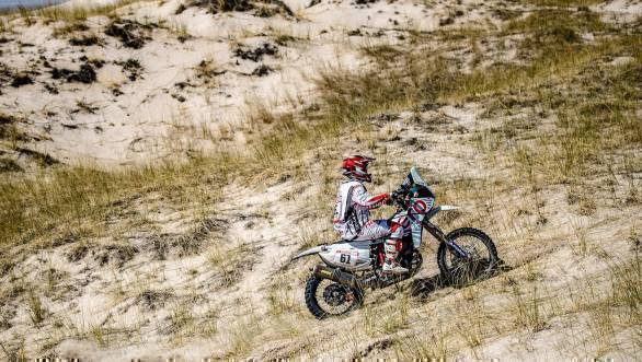 Dakar 2018: Oriol Mena ends Stage 10 in fourth position