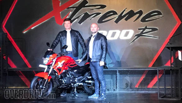 Hero Xtreme 200R Launch