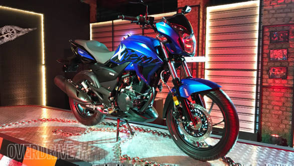 Hero Xtreme 200R bookings open in India