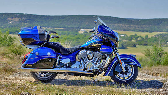 Exclusive: 2018 Indian Roadmaster Elite to be launched in India in Feb 2018, priced at Rs 60 lakh