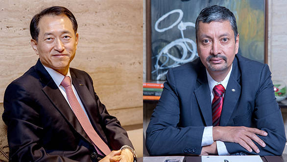 Kia Motors India appoints Manohar Bhat as head of marketing and sales, Yong S Kim as executive director