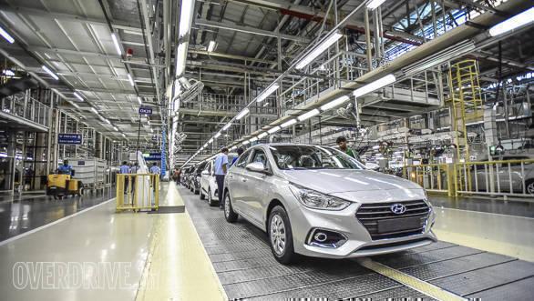 Making of the all-new Hyundai Verna