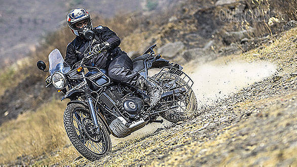 2018 Royal Enfield Himalayan FI road test review
