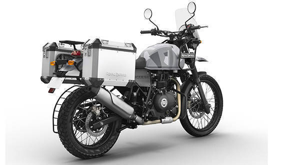 Royal Enfield Himalayan Sleet limited edition launched at Rs 2.12 lakh, to be sold online