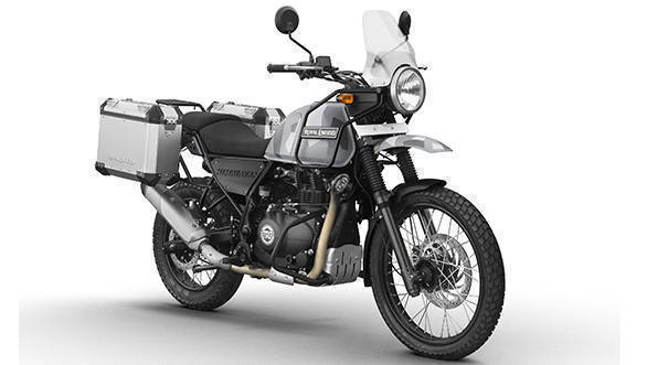 Royal Enfield Himalayan ABS launched in India, priced at Rs 1.79 lakh, ex showroom