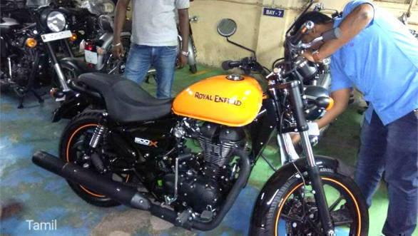Royal Enfield Thunderbird 500X and Thunderbird 350X to be launched in India on February 22, 2018