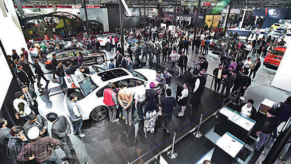 Auto Expo 2018: The visitor's guide