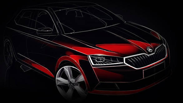 2018 Geneva Motor Show: Skoda Fabia facelift teased, to be unveiled in March