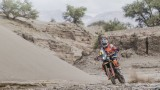 Dakar 2018: Price claims Stage 11 win in motorcycle class, Ten Brinke stuns in car class