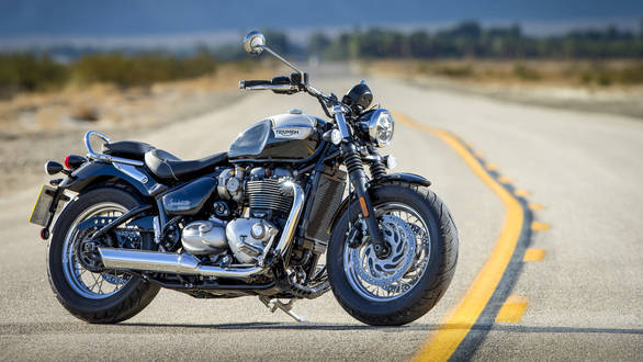 2018 Triumph Bonneville Speedmaster First Ride Review Overdrive