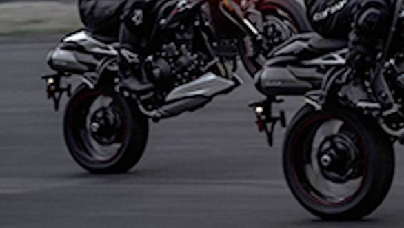 2018 Triumph Street Triple RS Teaser