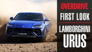 Lamborghini Urus in India first look