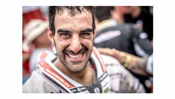 Dakar 2018: Hero MotoSports' Oriol Mena stuns with seventh overall on debut