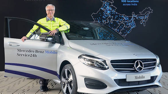 Mercedes-Benz India launches Mobilo assistance service programme for customers