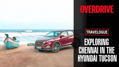 Hyundai Travelogue: Exploring Chennai in the Hyundai Tucson