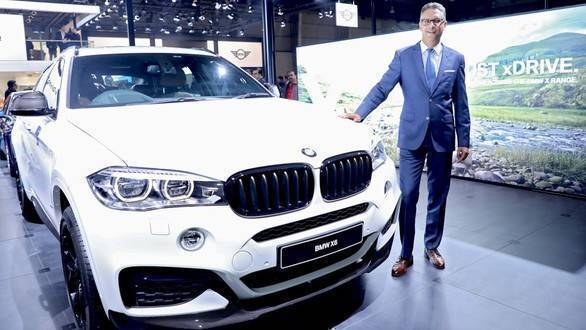 2018 Bmw M3 M4 And X6 Xdrive 35i M Sport Launched In India At The