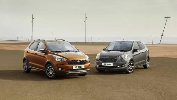 Ford Figo Revealed In The New Ford Ka Will Challenge Maruti Suzuki Swift