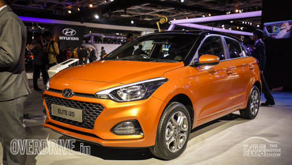 Hyundai Elite i20 facelift launched: Variants explained