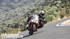 2018 TVS Apache RR 310 road test review