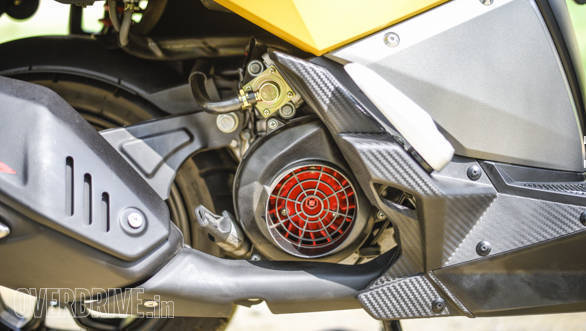 TVS Ntorq 125 - Five things we love and three things we don