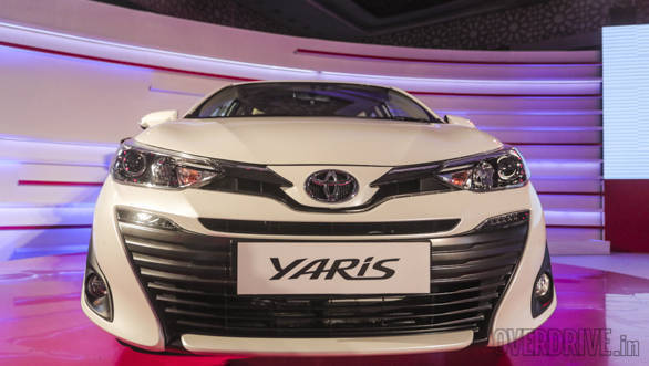 Toyota Yaris variants and features revealed before May 18 launch