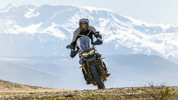 2018 Triumph Tiger 800 range first ride review